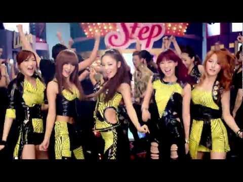 "KARA - KARA's 3rd ALBUM ""STEP"" TEASERTitle Song ""Step"""