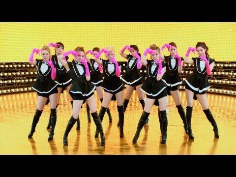 SMTOWN GIRLS` GENERATION - PAPARAZZI_Music Video Dance Edit GOLD ????_