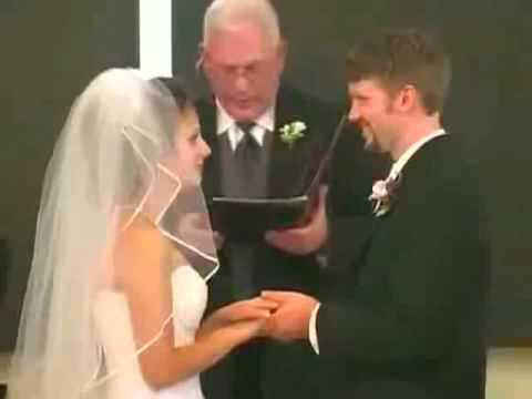 Funny Wedding - Funny Wedding Vows Clip