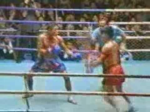 thai boxing - Viagra funny advertising