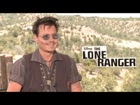 THE LONE RANGER - THE LONE RANGER Interviews: Johnny Depp and Armie Hammer