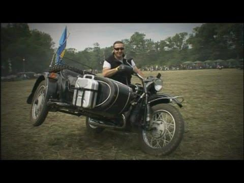 Russia Motorbike - Ural Mountains Bike Tour Part 1