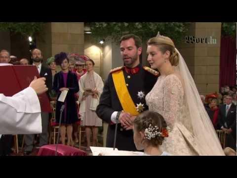 Guillaume et Stéphanie - Ils se sont dit «Oui !» - le mariage religieux de Guillaume et Stéphanie
