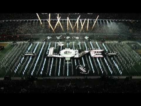 Black Eyed Peas - ft. Slash - Super Bowl XLV 2011 - Halftime Show