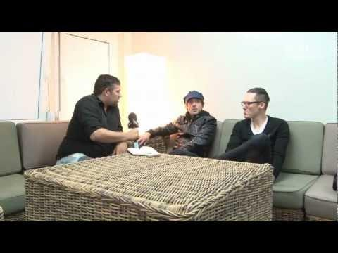 Billy Talent - Interview with Billy Talent at RAF ( Wort.Lu )