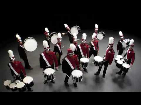 Hickyfilm - The best drum line video ever!