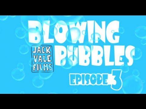 Jack Vale - BLOWING BUBBLES 3