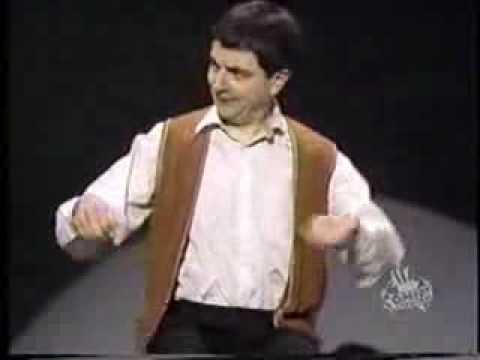 Rowan Atkinson - Rowan Atkinson - Invisible Drum Kit