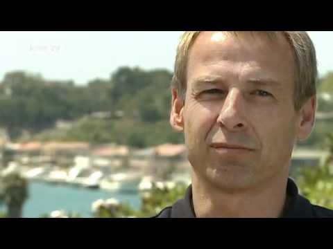 Jürgen Klinsmann- english version - Coach of U.S. Soccer Team | Journal Interview