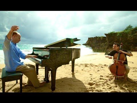 The Piano Guys - Somewhere Over the Rainbow/Simple Gifts (Piano/Cello Cover) - tribute to Iz