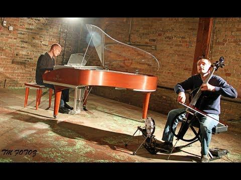 The Piano Guys - Jon Schmidt - Michael Meets Mozart - 1 Piano, 2 Guys, 100 Cello Tracks- feat. Steve
