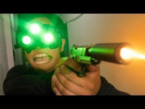 freddiew - Splinter Cell: Lightbulb Assassin