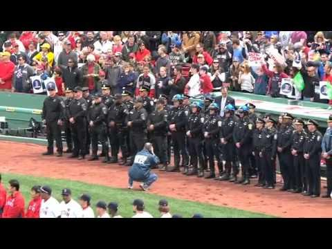Boston Redsox - Pregame 04/20/13 Part 1