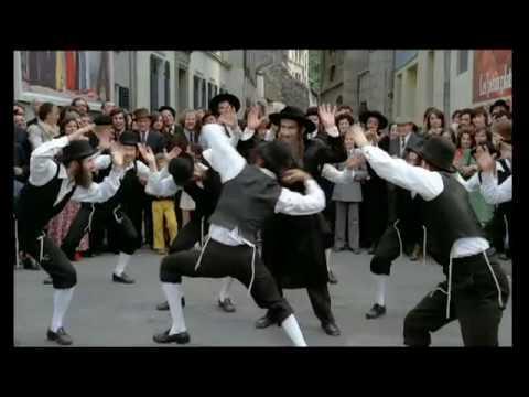 Louis de Funès - Rabbi Jacob y' va danser !