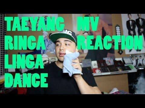 Taeyang - RINGA LINGA Dance Performance MV Reaction #dedication #RingaLinga