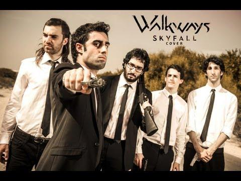 Walkways - Adele - Skyfall (Rock Cover - Walkways)