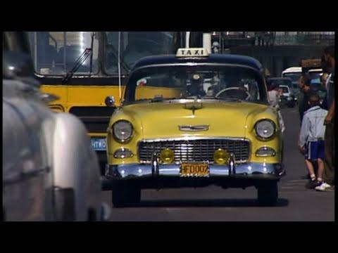 Taxis - Taxis in Havanna