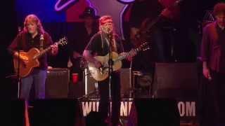 Willie Nelson - Whisky River / Stay All Night [OFFICIAL LIVE VIDEO]