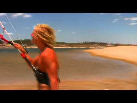 Leander Vyvey - PRO kiteboarder