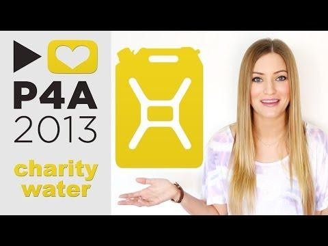 Project for Awesome 2013! :) Charity Water