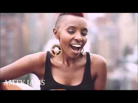 Naomi Wachira - (African Girl) - MUSIC OF AFRICA - KENYA - AFRICAN MUSIC TV.