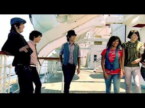 Jonas Brothers - Jonas Brothers - SOS Music Video - Official (HQ)