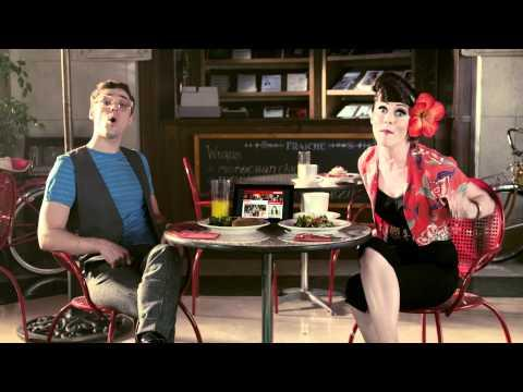 Karmin - Crash Your Party (Official)