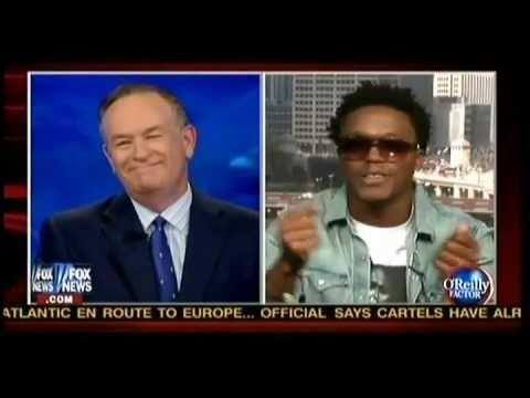 Lupe Fiasco - Bill O'reilly Owned By Rapper  6-22-2011