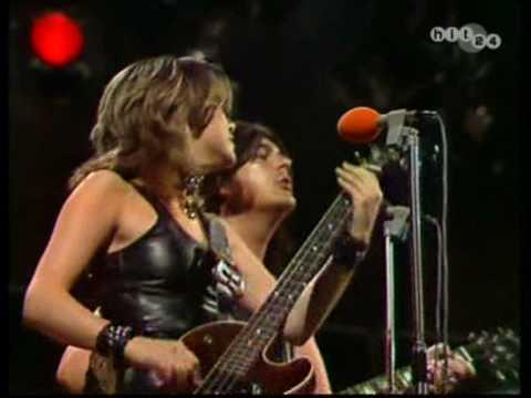 Suzi Quatro - Can The Can (1973)