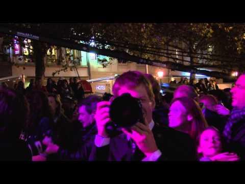 Guillaume & Stéphanie - Owes gouf an der Stad gefeiert