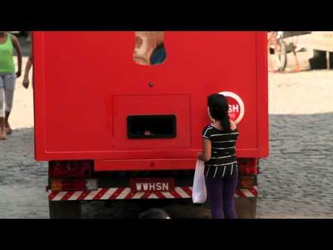 Coca-Cola Happiness - Truck Brazil 30 Sec Commercial