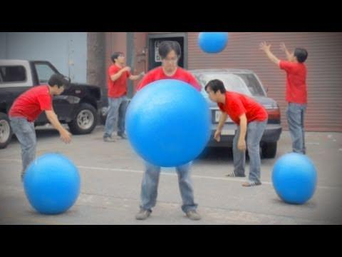 freddiew - Big Blue Ball Machine