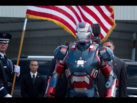 Iron Man 3 - Trailer - Official Marvel | HD
