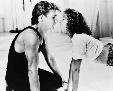 Patrick Swayze - Clip Time of my Life - Dirty Dancing