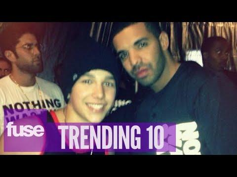 drake - Austin Mahone To Collab With ? - Trending 10 (8/27/13)