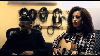 "Twissman&Michelle A  ""Acoustic Session""  BY @RAPCITYTV @Twissman @MichelleA_UK"