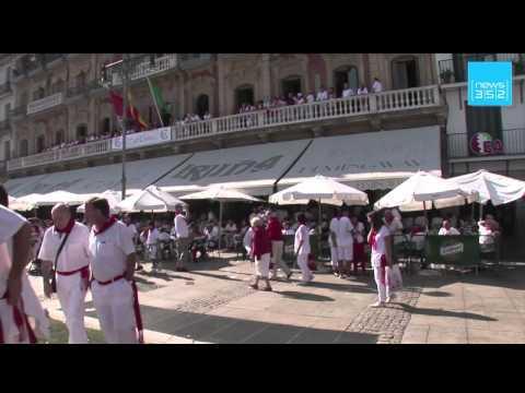 Pamplona - Stiere, Sangria und viel Adrenalin