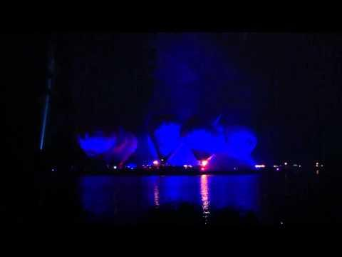 World Balloon Trophy 2011 - Echternach - Nightglow