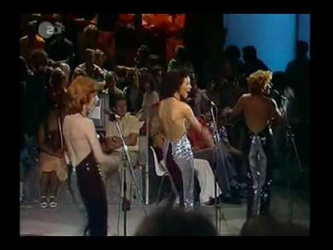 Silver Convention - Get up and boogie (Live at ZDF - 1976)