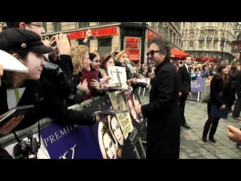 Dark Shadows - Avant-première Londres - VO