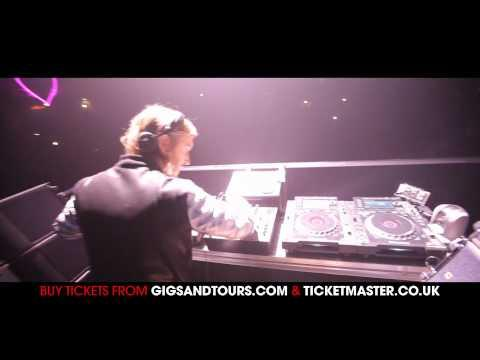 David Guetta - Ally Pally Shows@London - trailer