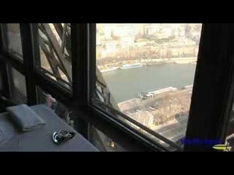 Tour Eiffel- Paris - Le nouveau Jules Verne