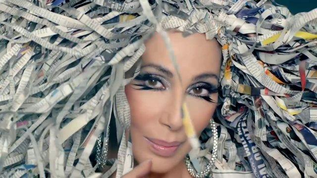 Cher - Woman's World (David Morales Pride Anthem Mix - Tony Mendes Video Re-Edit)