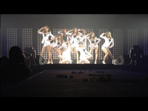 SMTOWN LIVE WORLD TOUR in PARIS - Genie Girls' Generation