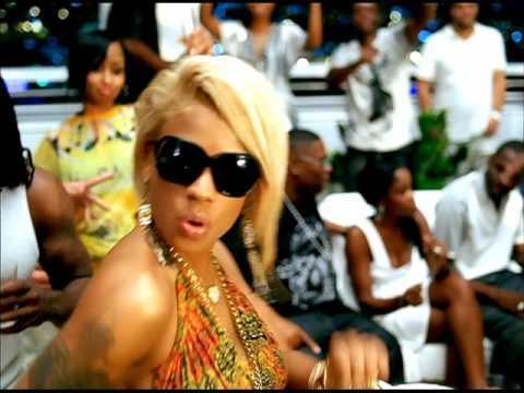 Keyshia Cole - Shoulda Let You Go ft. Amina