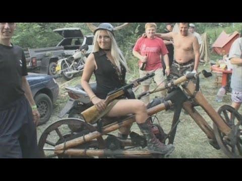 Motorvision - Sibirien-Reise auf dem Motorrad - Teil 2