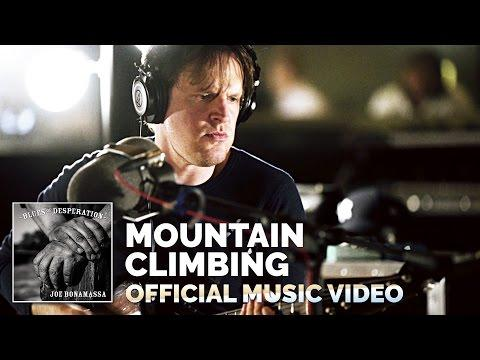 Joe Bonamassa - Mountain Climbing - OFFICIAL Music Video