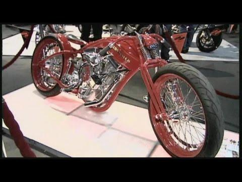 European Motorcycle Days - The hottest custom bikes