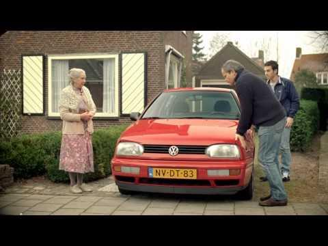 An old lady... - Buying a Volkswagen