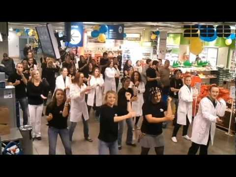 Manian - Ravers - Manian - Ravers In FRANCE (IKEA Flashmob)